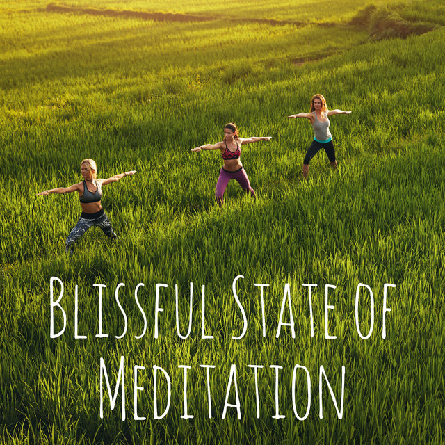 Blissful State of Meditation - Forget Your Problems and Let Your Mind Rest from Intrusive Thoughts During Deep Meditation Training