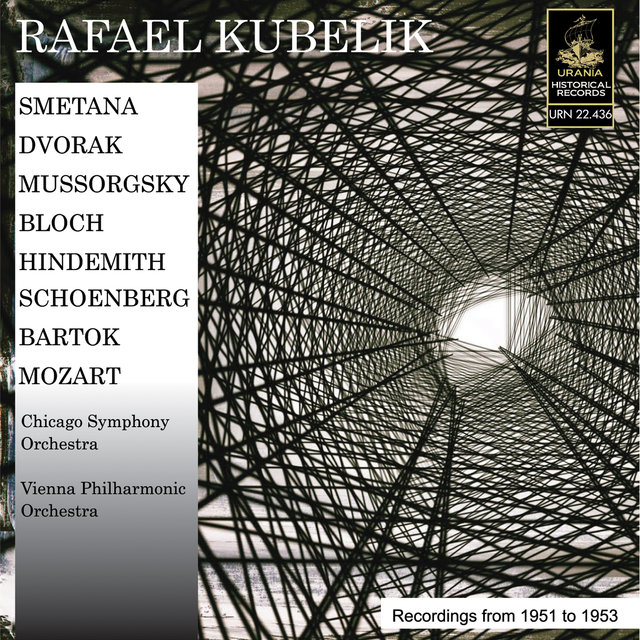 Kubelik Conducts Smetana, Mussorgsky, Hindemith, Dvořák, Mozart and Others