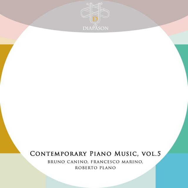 Contemporary Piano Music, Vol. 5