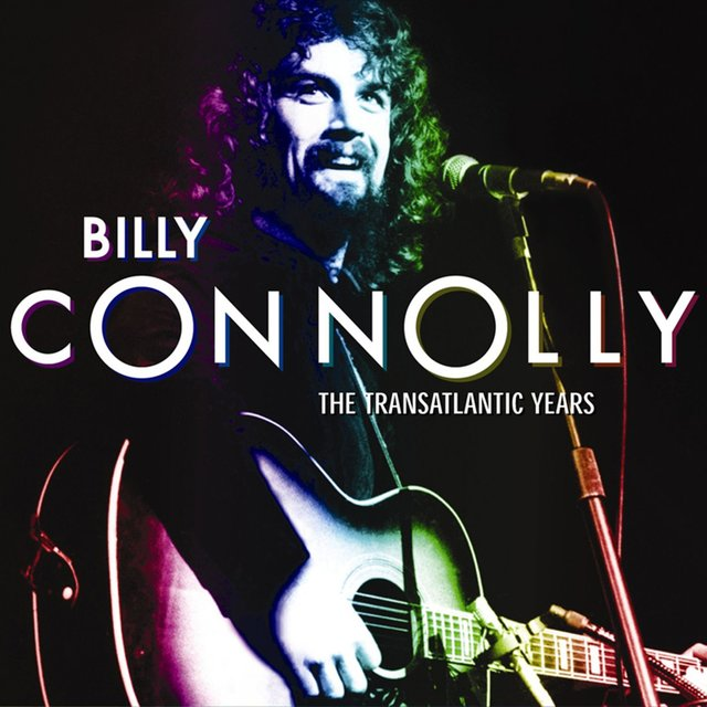 Billy Connolly: The Transatlantic Years
