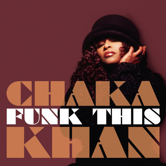 Cover art for album Funk This by Chaka Khan