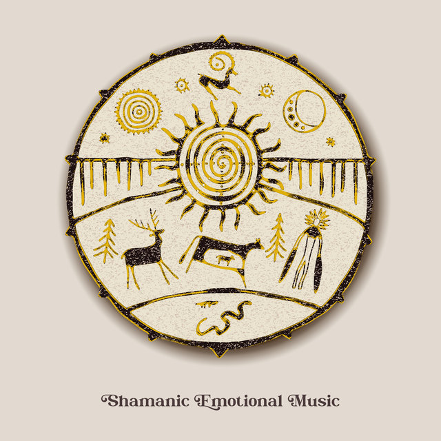 Shamanic Emotional Music - Collection of Native American Spiritual Melodies Perfect for Meditation, Sleep and Relaxation