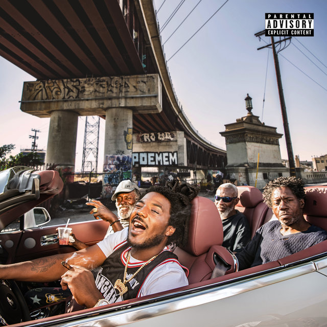 Cover art for album Beyond Bulletproof by Mozzy