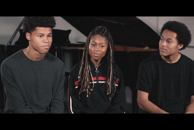 Kanneh-Mason: Deep River - In Discussion with Sheku, Braimah and Isata Kanneh-Mason