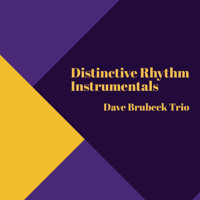 Distinctive Rhythm Instrumentals