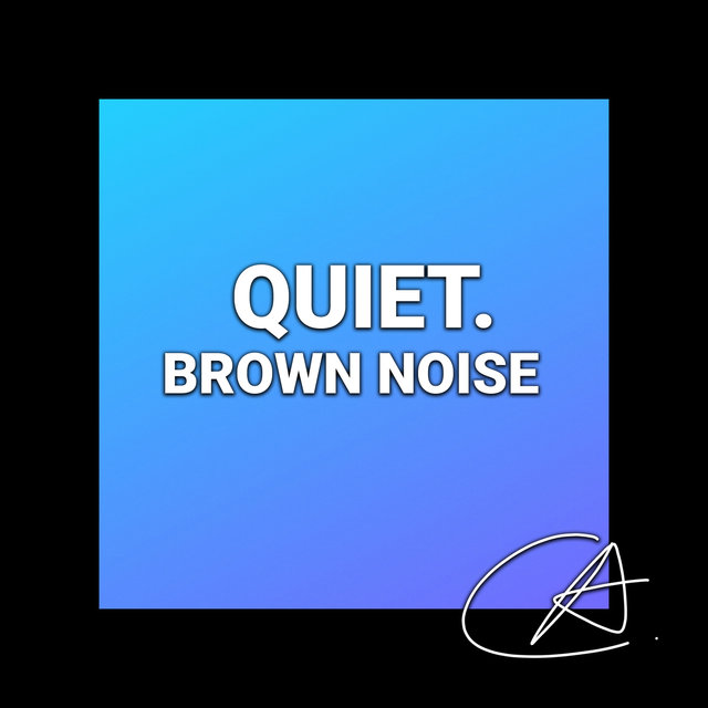 Brown Noise Quiet (Loopable)