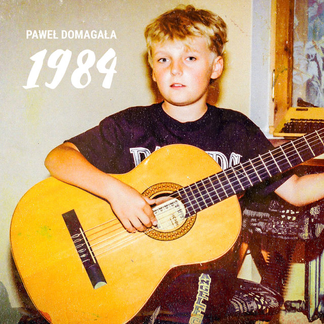Cover art for album 1984 by Paweł Domagała
