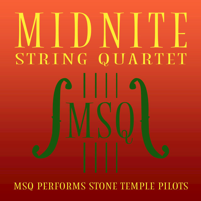 MSQ Performs Stone Temple Pilots