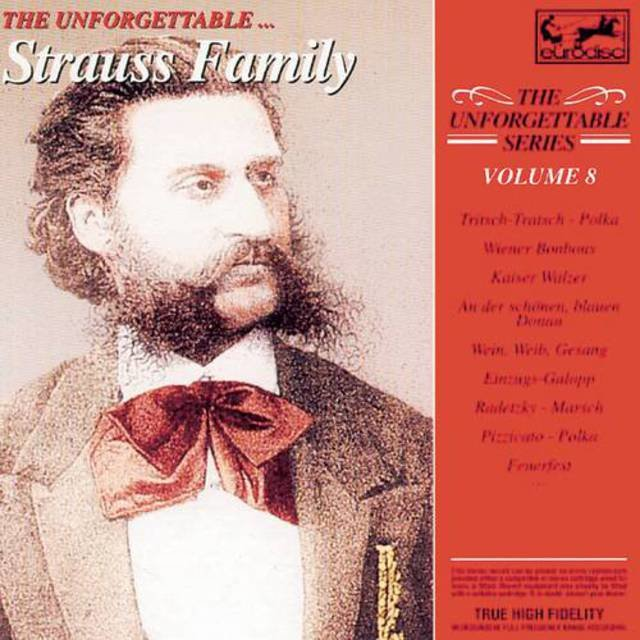 Unforgettable Vol. 8 ... Strauss & Co.