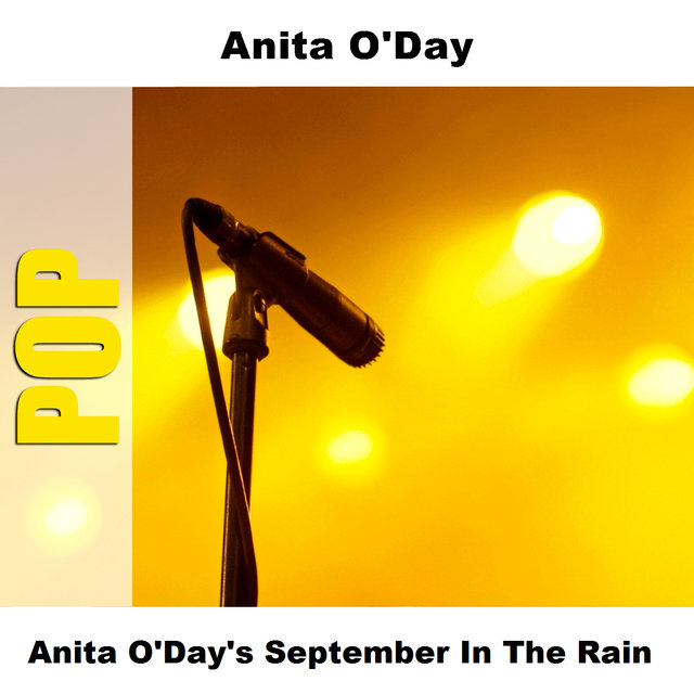 Anita O'Day's September In The Rain