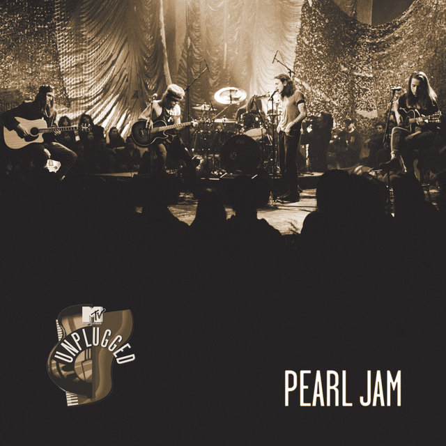 Cover art for album MTV Unplugged by Pearl Jam