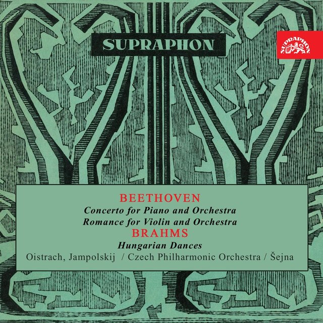 Beethoven: Piano Concerto No. 5, Romances - Brahms: Hungarian Dances