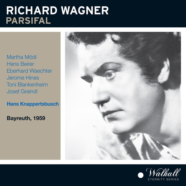 Wagner: Parsifal (Recorded 1959)