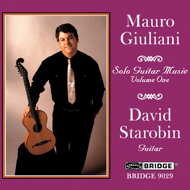 Mauro Giuliani: Solo Guitar Music