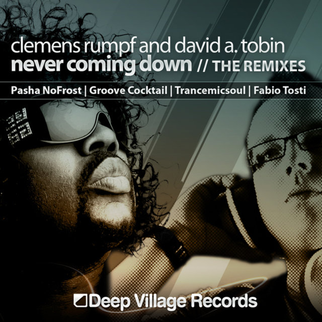 Never Coming Down Remixes