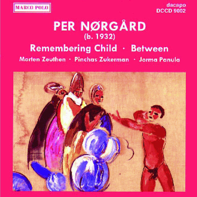 Norgard: Viola Concerto, 'Remembering Child' / Between