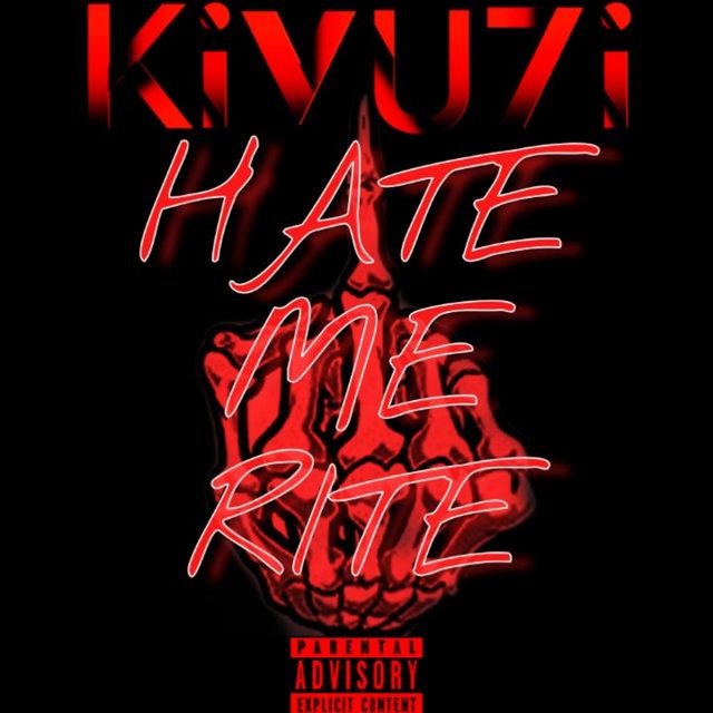 Cover art for album Hate Me Rite by KIVU7I