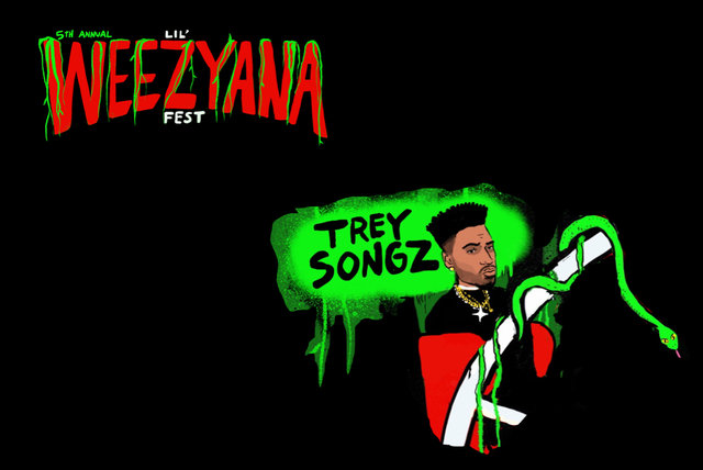 Live at Lil Weezyana Festival 2019