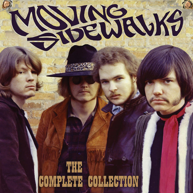 Cover art for album The Complete Collection by Moving Sidewalks