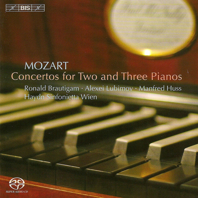 Mozart: Concertos for 2 and 3 Pianos