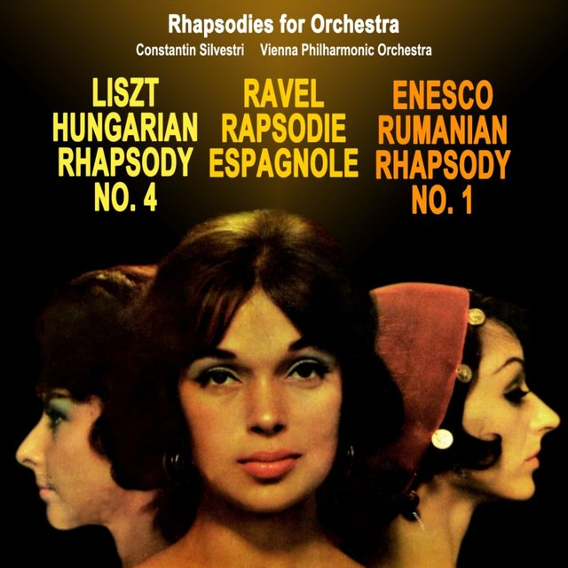 Rhapsodies for Orchestra