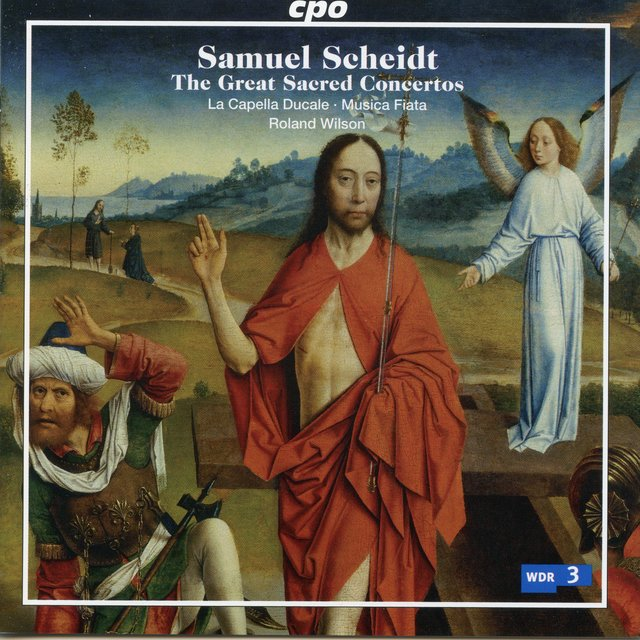 Scheidt: The Great Sacred Concertos