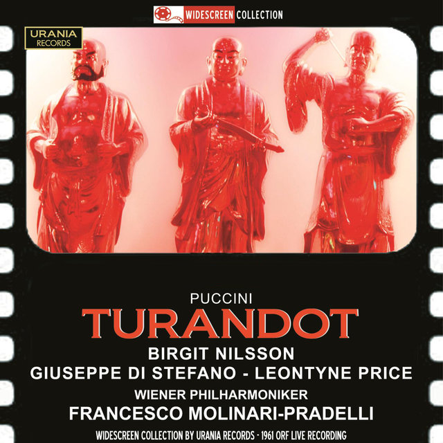 Puccini: Turandot (Recorded Live 1961)