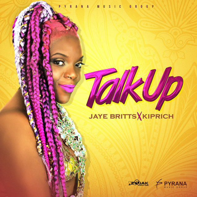 Talk Up - Single