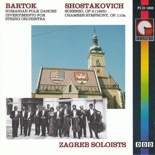 Bartok / Shostakovich: String Music