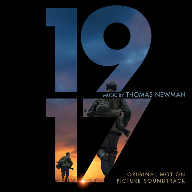 Cover art for album  by Thomas Newman