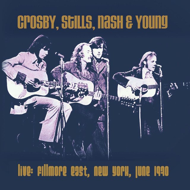 Live: Fillmore East, New York June 1970 (Live)