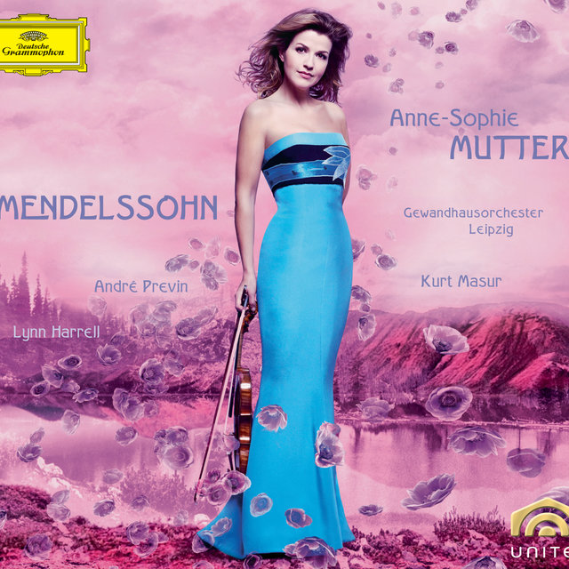 Mendelssohn: Violin Concerto Op.64; Piano Trio Op.49; Violin Sonata in F major (1838)