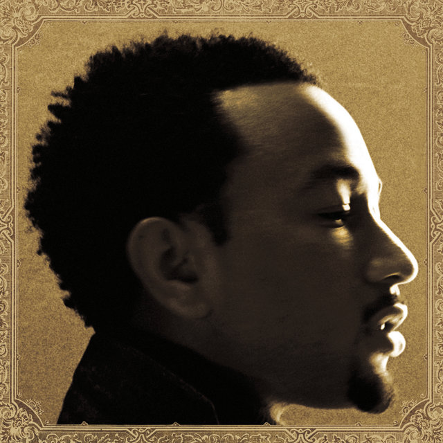 Cover art for album Get Lifted by John Legend