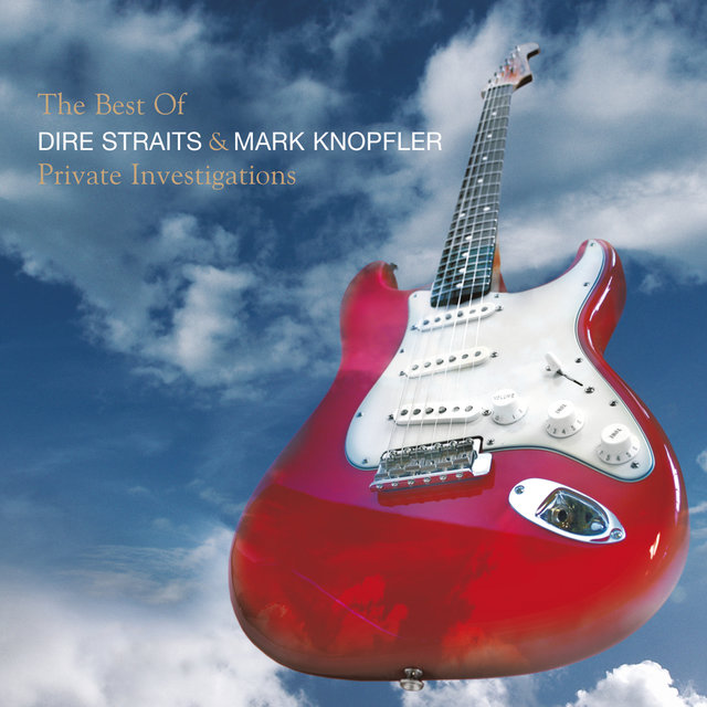 The Best of Dire Straits & Mark Knopfler - Private Investigations(Double CD) (2CD - EU Version)