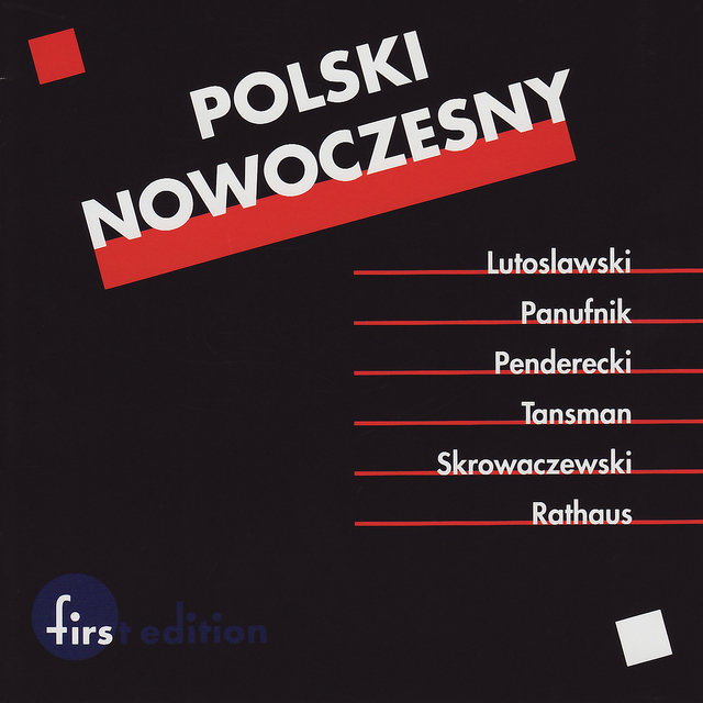 Witold Lutoslawski: Fanfare for Louisville - Krzystof Penderecki: De Natura Sonoris, No. 2 - Stanislaw Skrowaczewski: Music at Night - Andrzej Panufnik: Nocturne - Alexandre Tansman: Capriccio - Karol Rathaus: Prelude for Orchestra, Op. 71