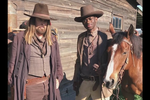Old Town Road (Official Movie) - Behind the Scenes