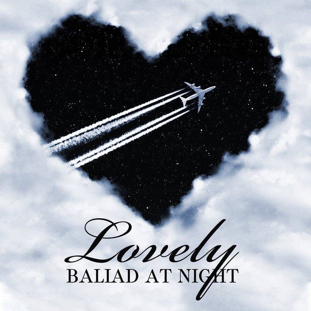 Lovely Ballad at Night - Romantic Time, Relaxation, Deep Rest for Couple, Instrumental Jazz, Easy Listening Jazz