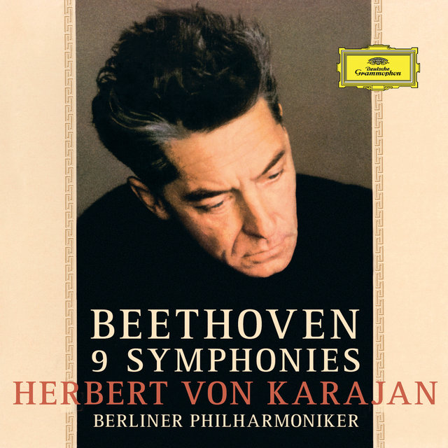 Cover art for album  by Berliner Philharmoniker, Herbert von Karajan