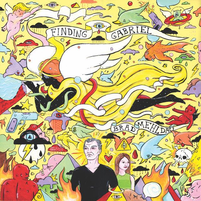 Cover art for album  by Brad Mehldau
