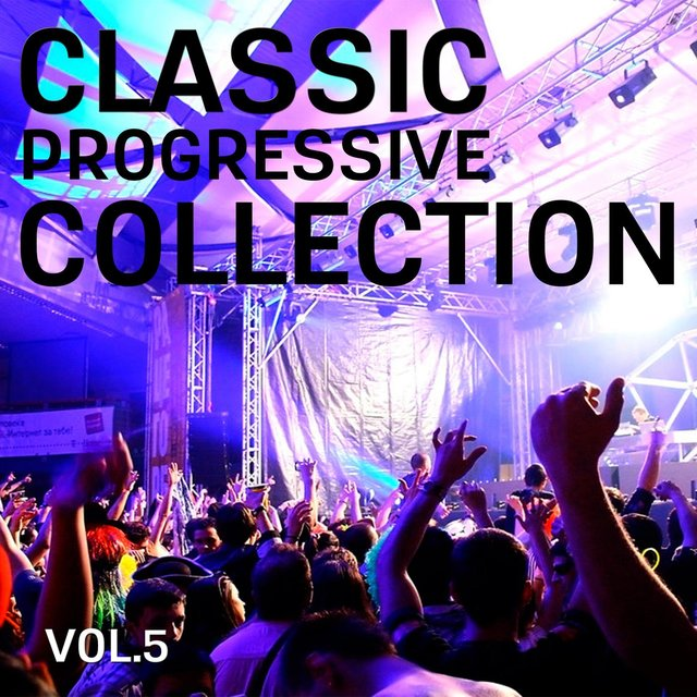 Classic Progressive Collection, Vol. 5