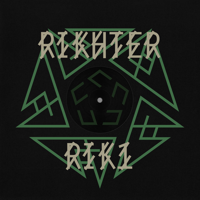 Cover art for album Rik1 by Rikhter