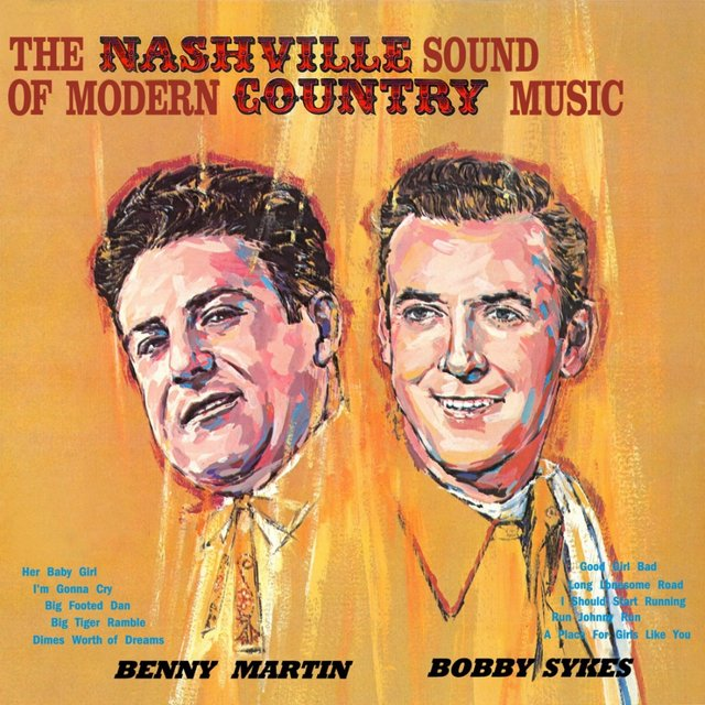 The Nashville Sound Of Modern Country Music