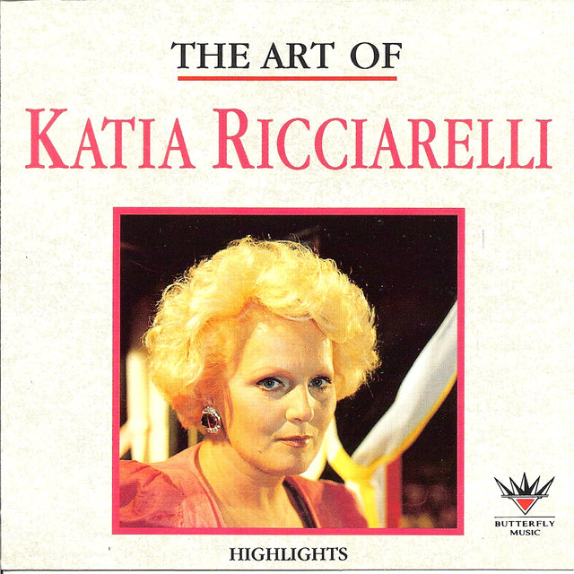 The Art of Katia Ricciarelli