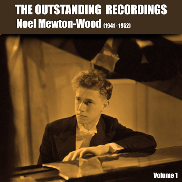 The Outstanding Recordings (1941 - 1952), Volume 1