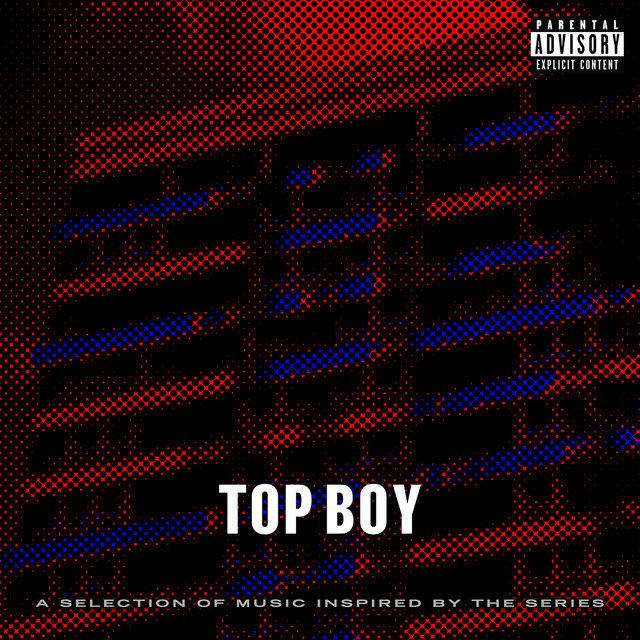 Cover art for album Top Boy (A Selection of Music Inspired by the Series) by Various Artists