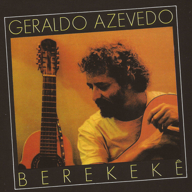 Cover art for album  by Geraldo Azevedo
