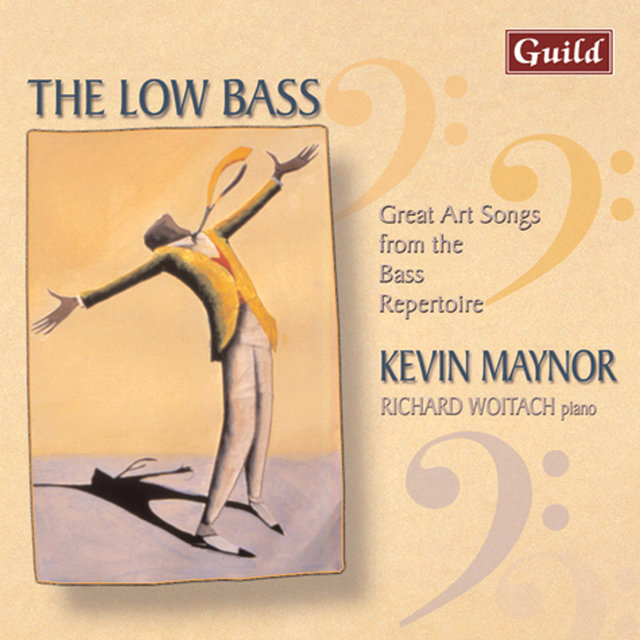 The Low Bass - Great Art Songs from the Bass Repertoire