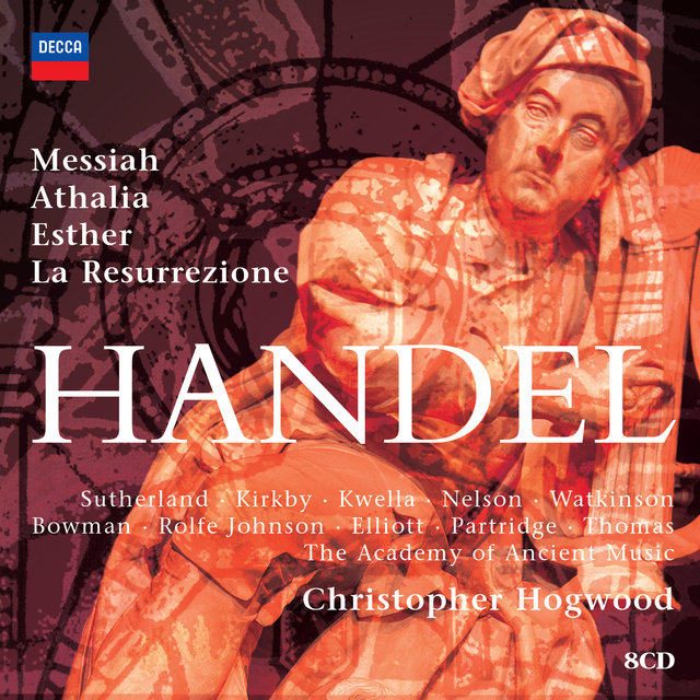 Hogwood conducts Handel Oratorios