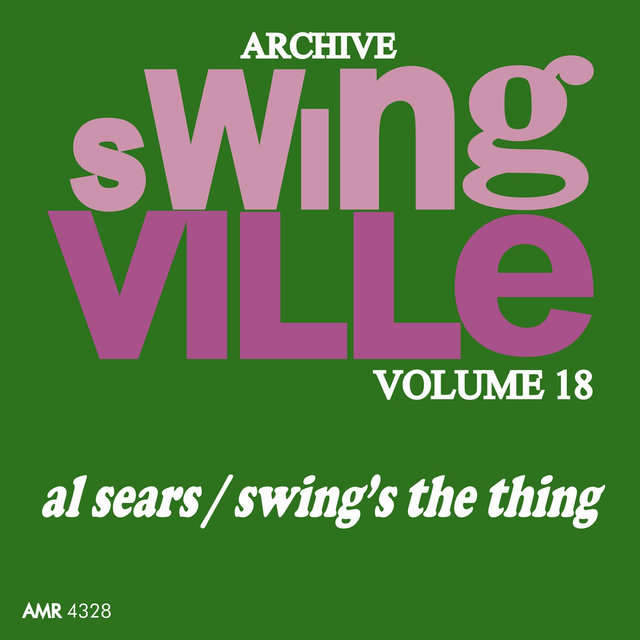 Swingville Volume 18: Swing's the Thing