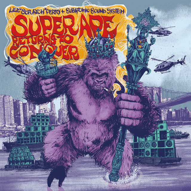 Super Ape Returns to Conquer